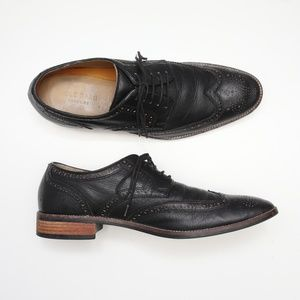 Cole Haan Grand OS Lenox Hill Leather Wingtips